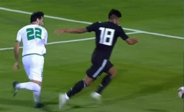 阿根廷4-0伊拉克比賽精彩回顧雙方首發陣容 勞塔羅斬國家隊首球