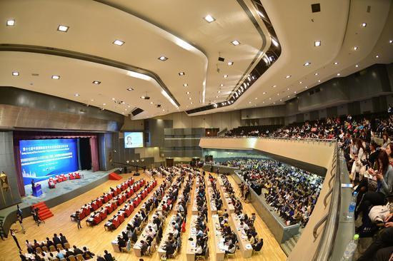 第十九届中国国际教育年会将于10月18日举办