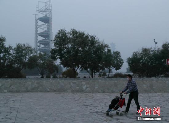 北京環保局:重型柴油車成北京大氣治理的主要矛盾