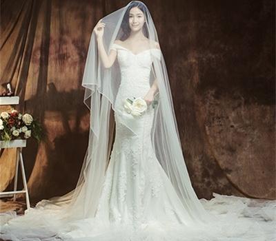 矮个子新娘如何挑选婚纱 穿一套美美的婚纱