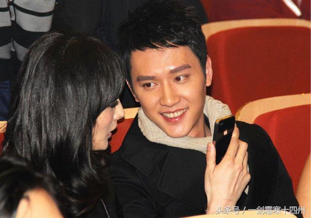 冯绍峰为什么不娶倪妮?细数冯绍峰的前女友们,细思极恐