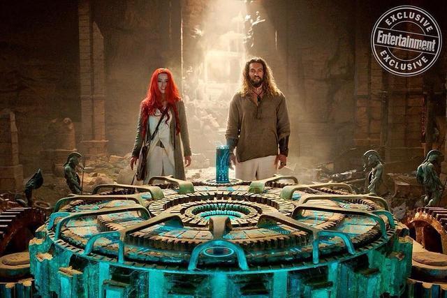 海王內地定檔什么時候上映?提前北美2周上映粉絲期待
