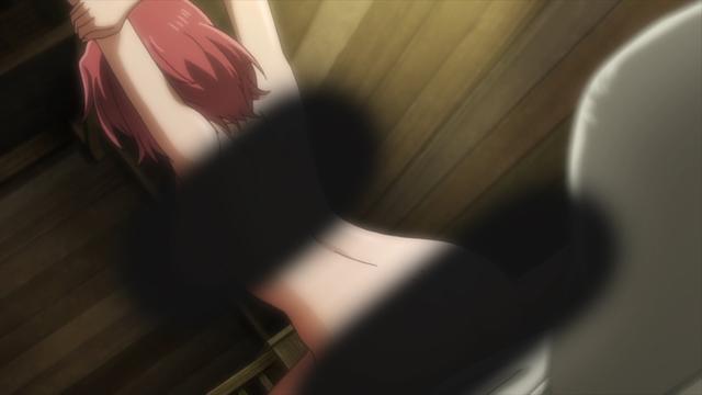 哥布林杀手第二集被删减的5秒镜头截图 后面会越来越精彩