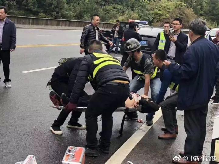 突發!!福建壽寧兩車相撞!3名下鄉干部遇難!