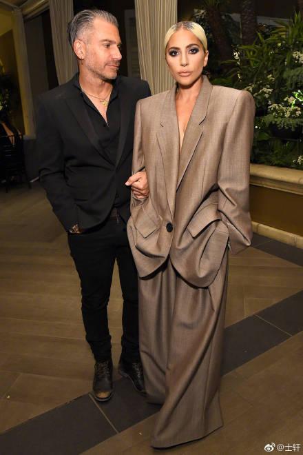 Lady Gaga訂婚未婚夫是誰?網友擔心:結婚穿啥!