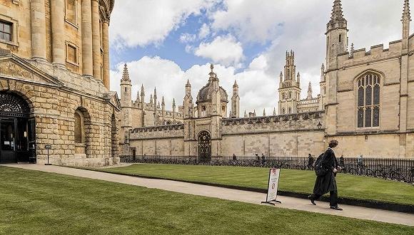 牛津大学被评为英国最没有社会包涵性的高校