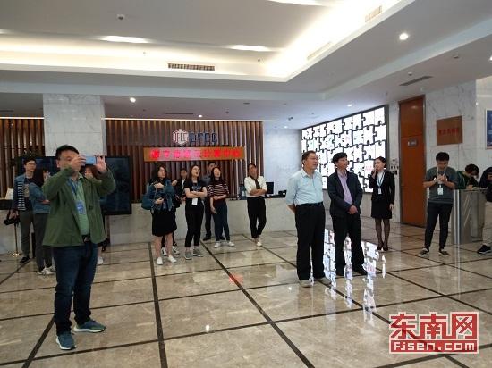福州滨海新城日益崛起起 大数据产业加速集聚