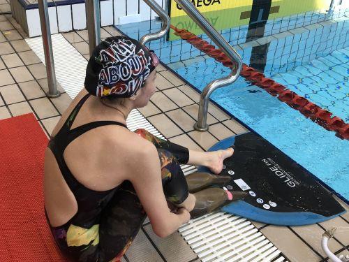 全国蹼泳锦标赛进入最后两天 辽宁陈思佳获女子1500米金牌