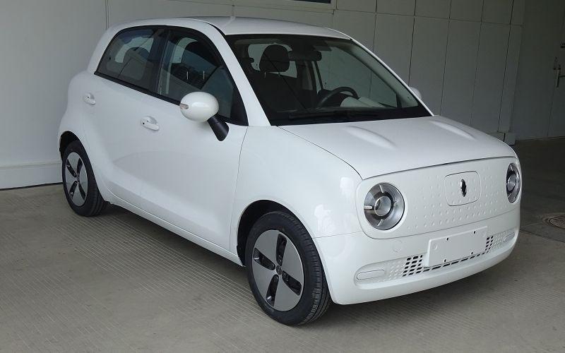 长城推出微型电动车 售价10万内尺寸接近smart