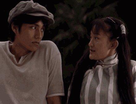 陈坤晒两人美照为周迅庆生 :小迅,生日快乐