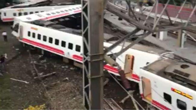 台湾火车出轨怎么回事?台湾火车出轨详情曝光17人死亡百人受伤