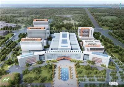 漳州市医院高新院区启动建设 建设周期预计4年