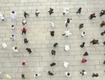 福州 舞蹈快闪 为中国羽毛球公开赛助力