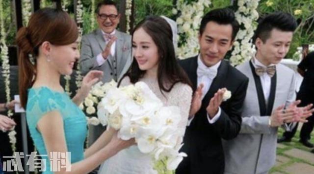 杨幂因工作不会出席唐嫣罗晋婚礼 俩人关系破裂原因揭秘