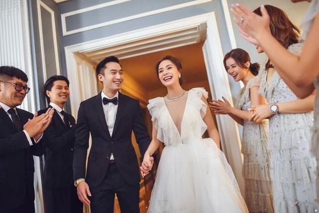 阿娇赖弘国结婚证书曝光,两人正式注册结婚!12月底将在香港设宴