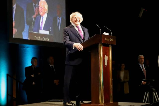 希金斯再次当总统怎么回事?希金斯是谁为什么能再次当爱尔兰总统