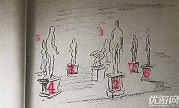 荒野大镖客2石雕机关密码是多少 三金条石雕任务攻略