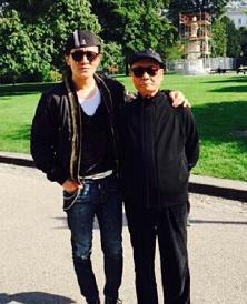 央视著名一哥,李咏家庭背景曝光,与父亲的那些事