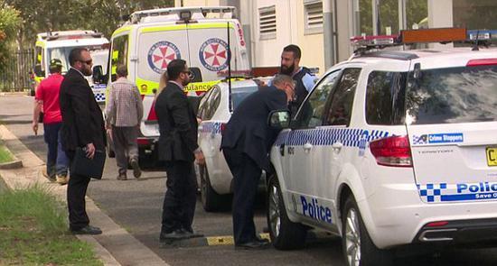澳14岁男孩用针头扎伤8名同砚 被控五项打击罪