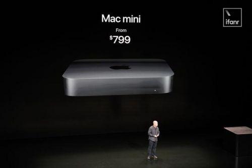 苹果新款mac mini什么时候上市,新款mac mini售价多少