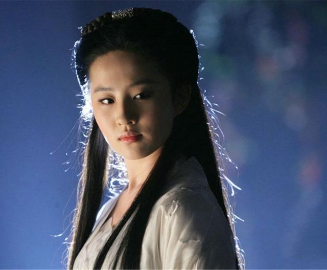 小龙女哀悼金庸说了什么 李若彤刘亦菲陈妍希3个人中只有她见过金庸