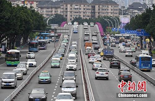 生态情况部:中国人均二氧化碳排放量远低于兴旺国度