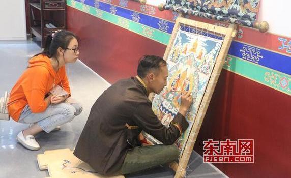 莆田市美術館免費向市民開放 時間截至11月5日