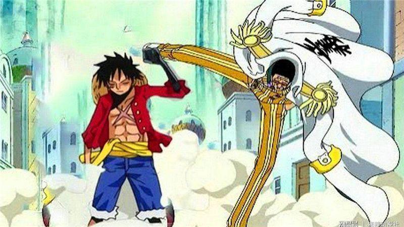海賊王:若海軍大將沒有果實能力 他們能實力會如何