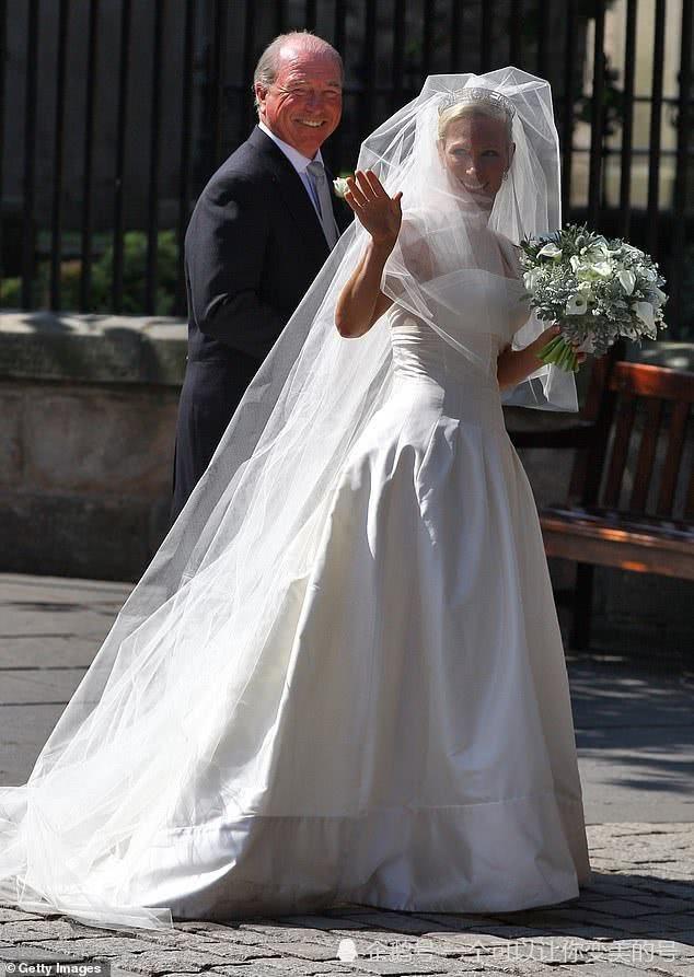 世界各地的皇家婚禮 誰的造型最迷人?