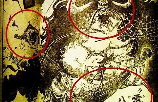海賊王漫畫923話圖文情報:路飛被凱多瞬殺 和基德成了難兄難弟