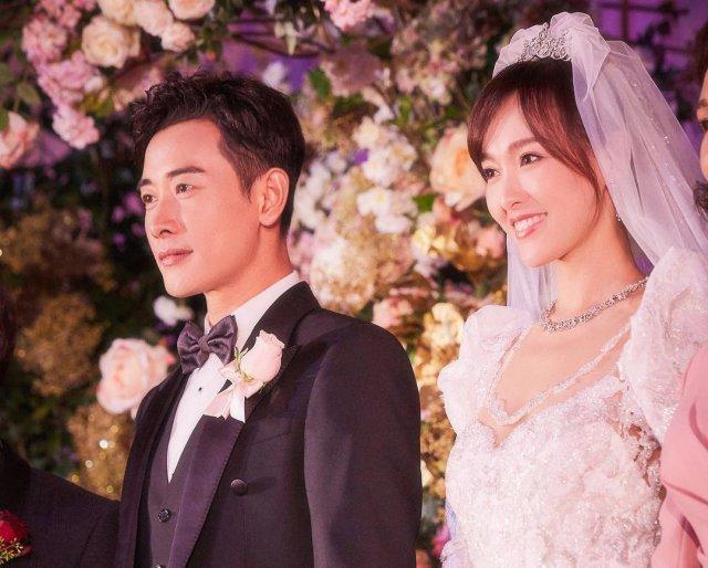 """唐嫣婚后首曬結婚照 """"Just Married """"甜度滿分"""