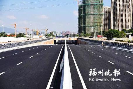 """好消息!福州高新区到市中心新增""""快速通道"""""""