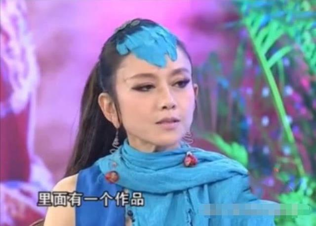 李湘问杨丽萍为什么不生孩子,杨丽萍5字回应,李湘当场翻白眼