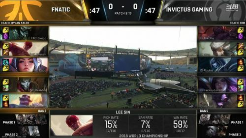 S8决赛IG3:0夺冠 IG3:0FNC比赛视频合集