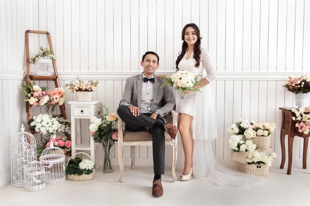 拍好室内婚纱照的5大秘诀 新人赶快学起来美非常