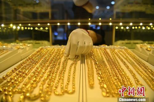 前三季度海内黄金消耗量849.70吨 多要素促连续回暖
