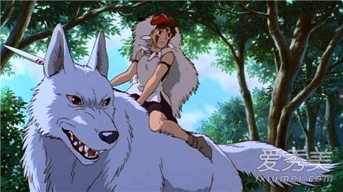 动画电影幽灵公主讲的是什么故事剧情介绍 宫崎骏幽灵公主影评如何