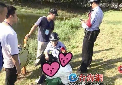 漳州一女子因家庭矛盾想不开 抱着儿子跳湖轻生