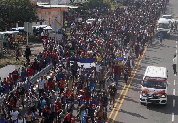 未到美国先遇横祸!超百名移民遭墨犯法团体绑架