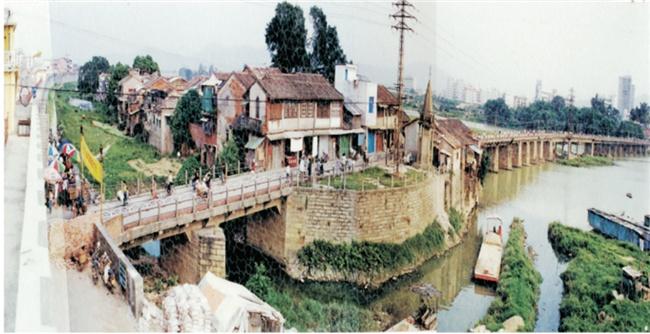 漳州中山桥:风雨沧桑风骨犹存风采依然
