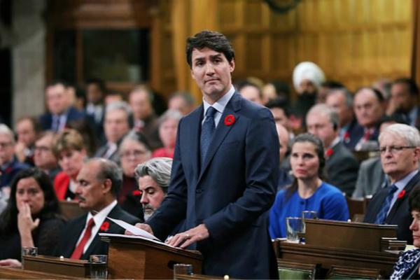 为了79年前的这件事 加拿大总理向907人正式道歉