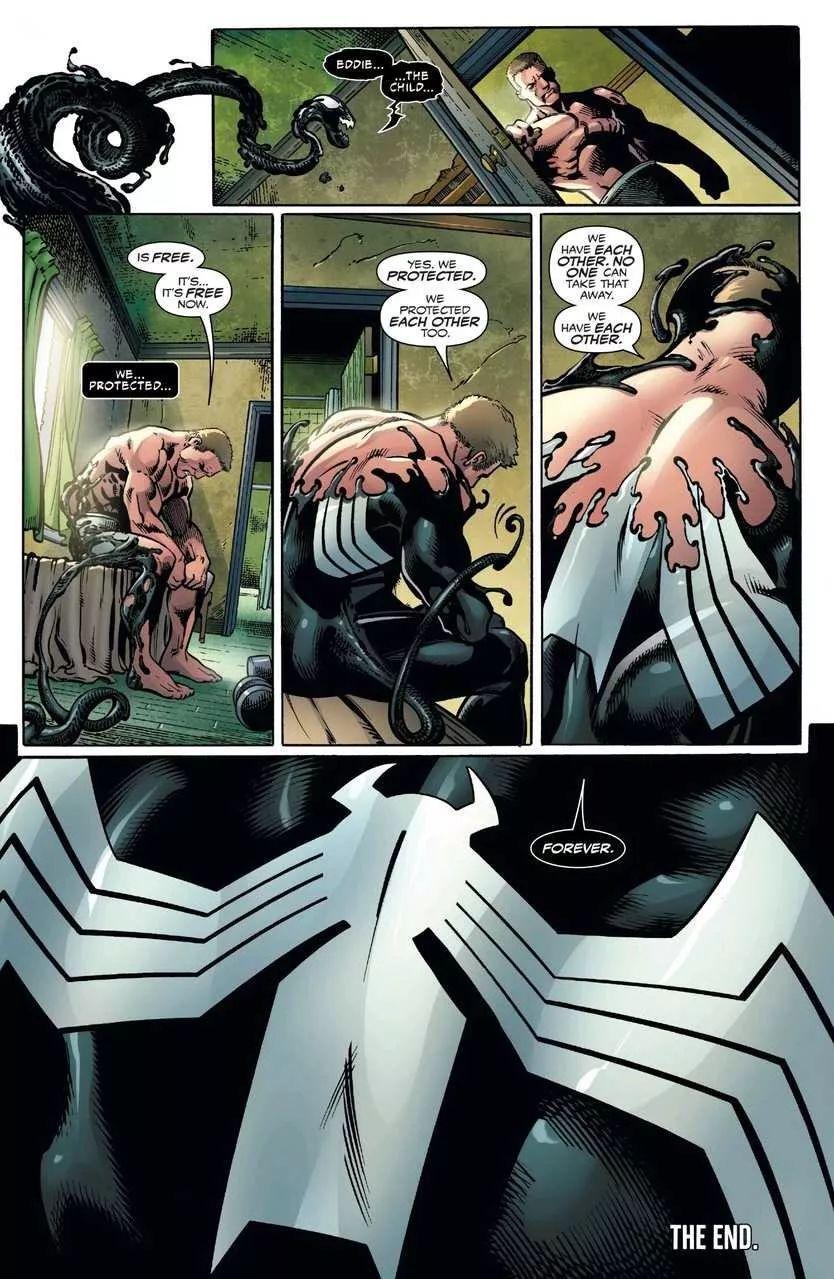 毒液:致命守护者评价历史渊源 黑蜘蛛也太酷了