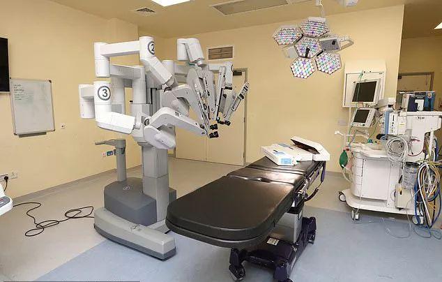 机器人心瓣手术机器人上演现场暴走?病人心脏被放错动脉被戳穿