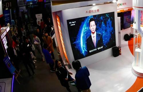 首位中国AI主播怎么回事?首位中国AI主播在哪上线有什么用?
