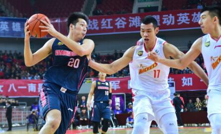 任骏飞33分广东队胜八一队 获开季以来的十连胜