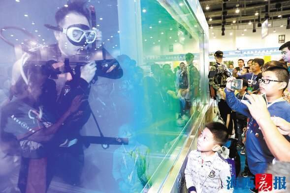 为期3天厦门休闲渔业展结束 共吸引近4万人次观展