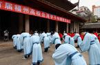 福州举行首届高校台湾学子成人礼
