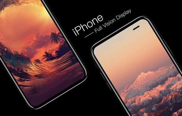 苹果为iPhone研发屏下摄像头技能 完成真片面屏