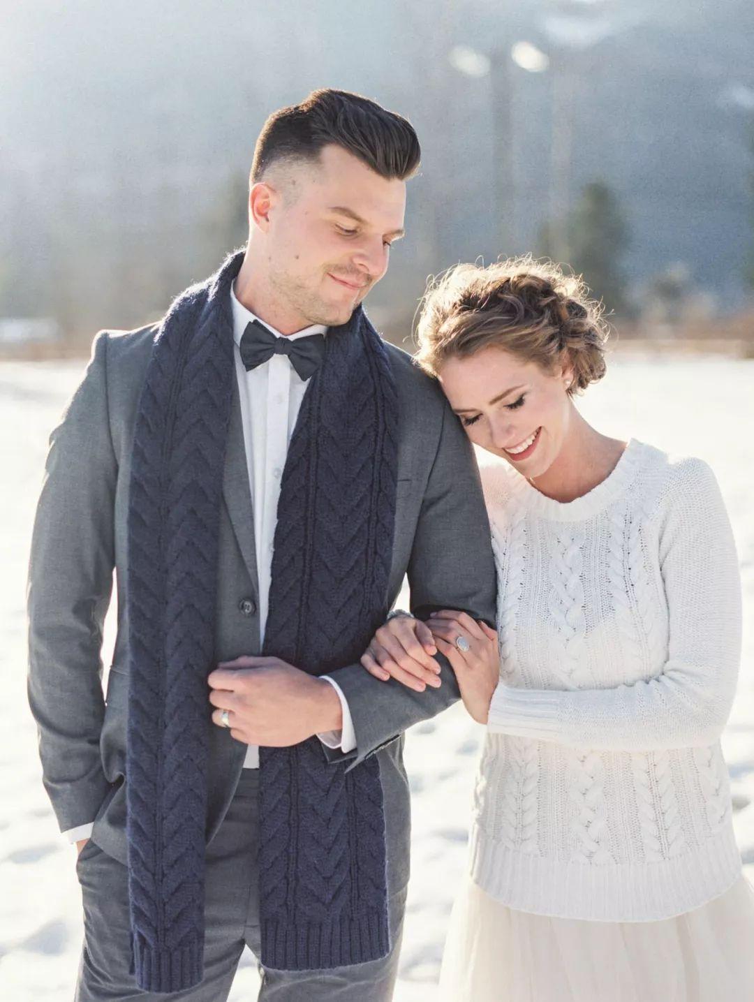 向冷氛围势利抬头 我能穿件毛衣去完婚吗?