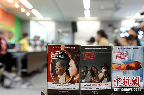 专家批中国烟盒包装太英俊:应尽快印制警示图片